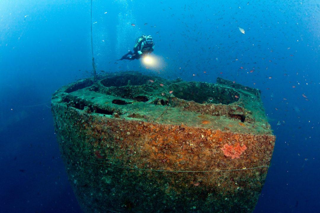 Epave Haven – Haven wreck