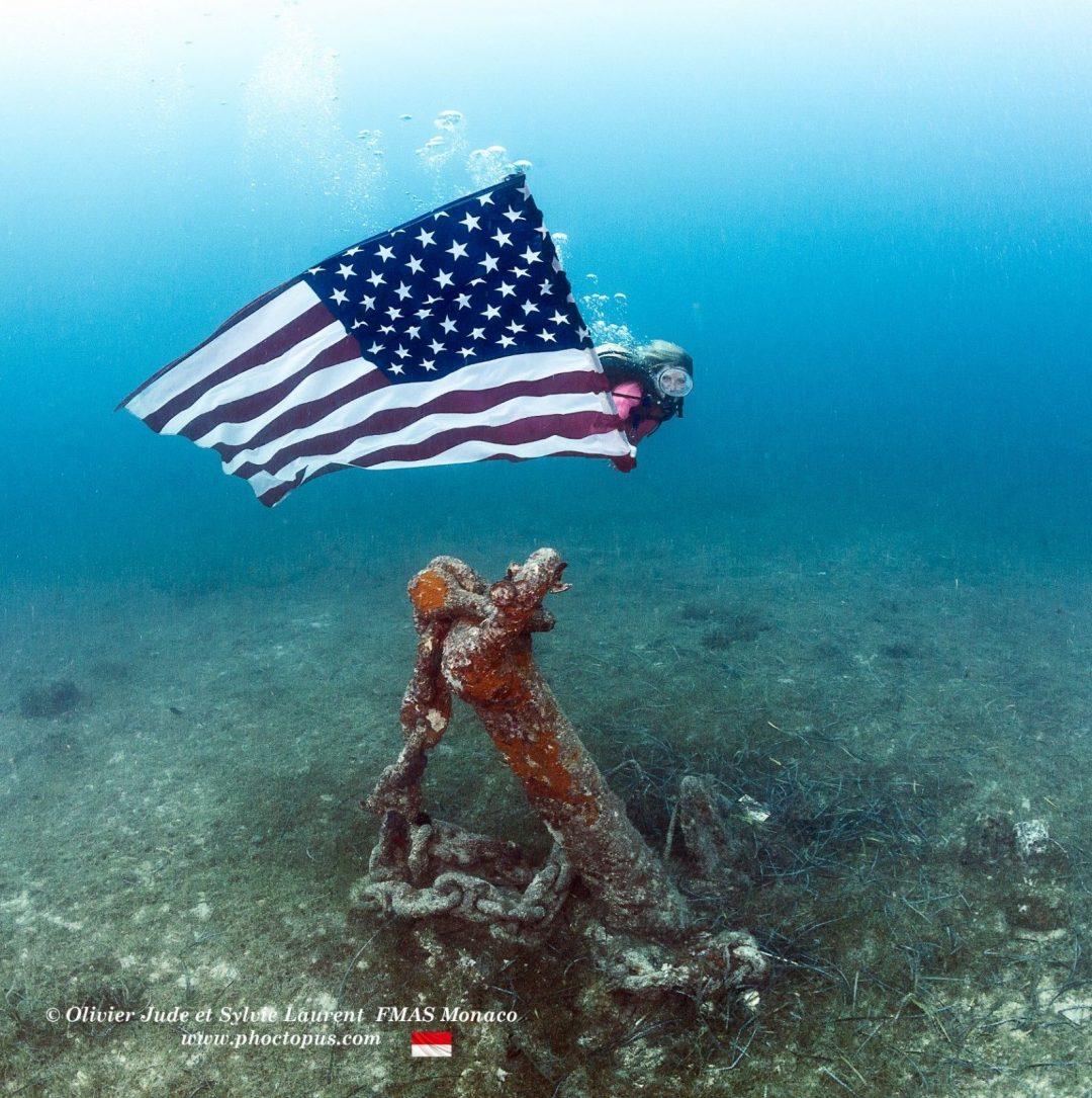 Anao archéologie sous-marine